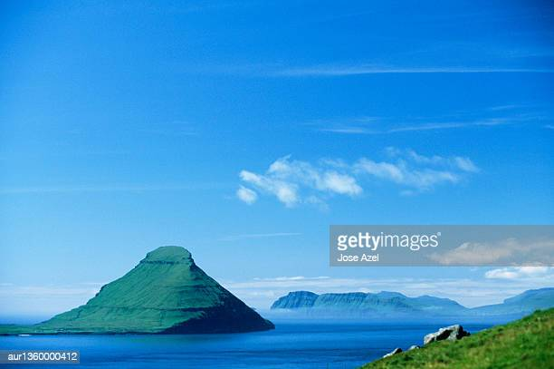 View of Faroe Islands, Denmark