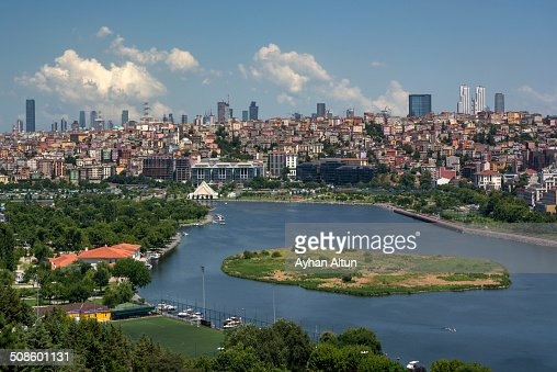 View of Golden Horn : Foto de stock