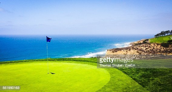 View Of Golf Course At Coast