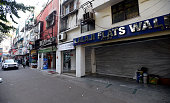 IND: MCD Sealing Drive In Hauz Khas And Defence Colony