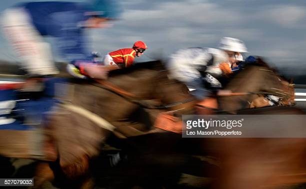 The Racing UK Conditions Stakes Meeting at Kempton Park UK