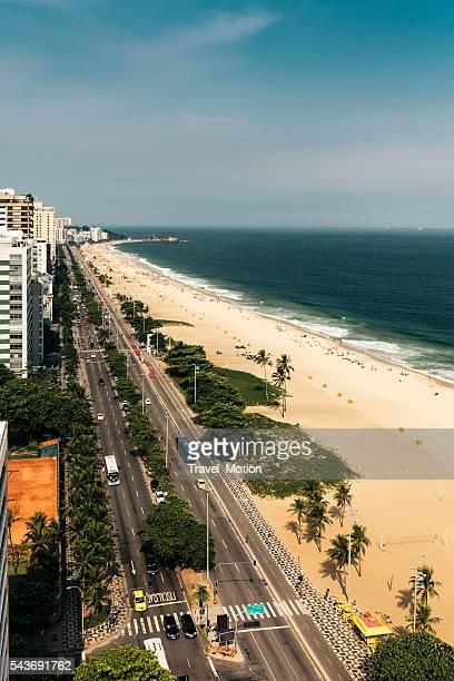 View of Ipanema beach