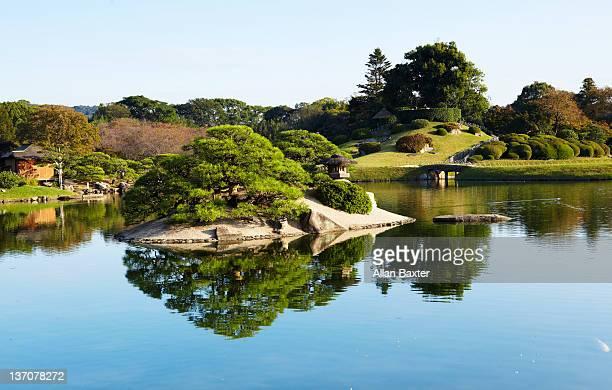 View of Koraku-en garden