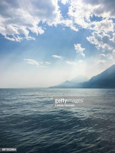 View of Lake Garda, Italy
