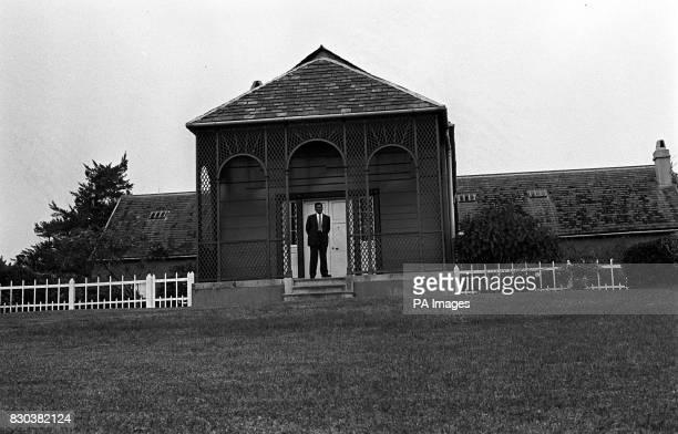 Napoleon bonaparte 39 s longwood house photos et images de for Longwood house