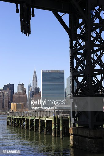 View of Manhattan and East River
