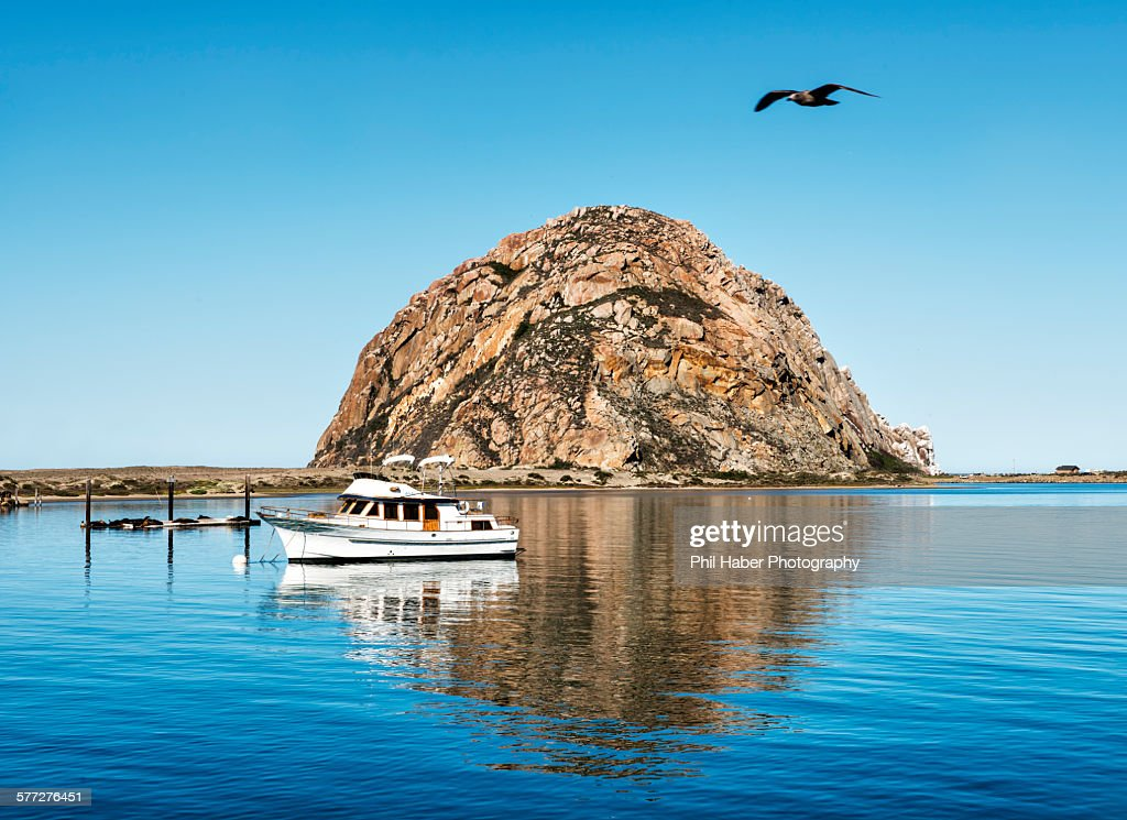 View of Morro Bay