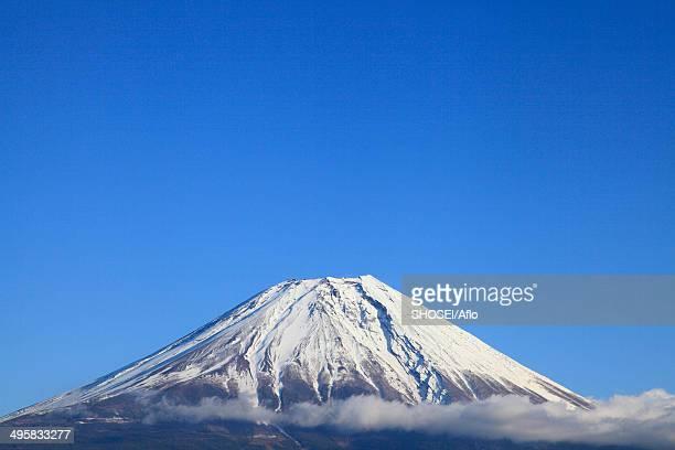 View of Mount Fuji, Japan