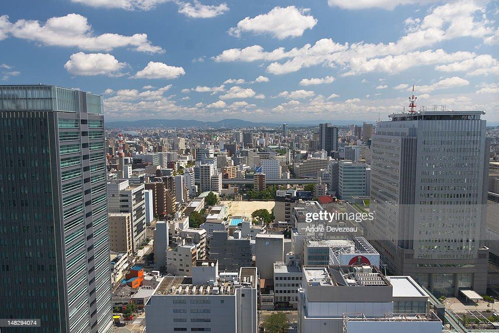 View of Nagoya