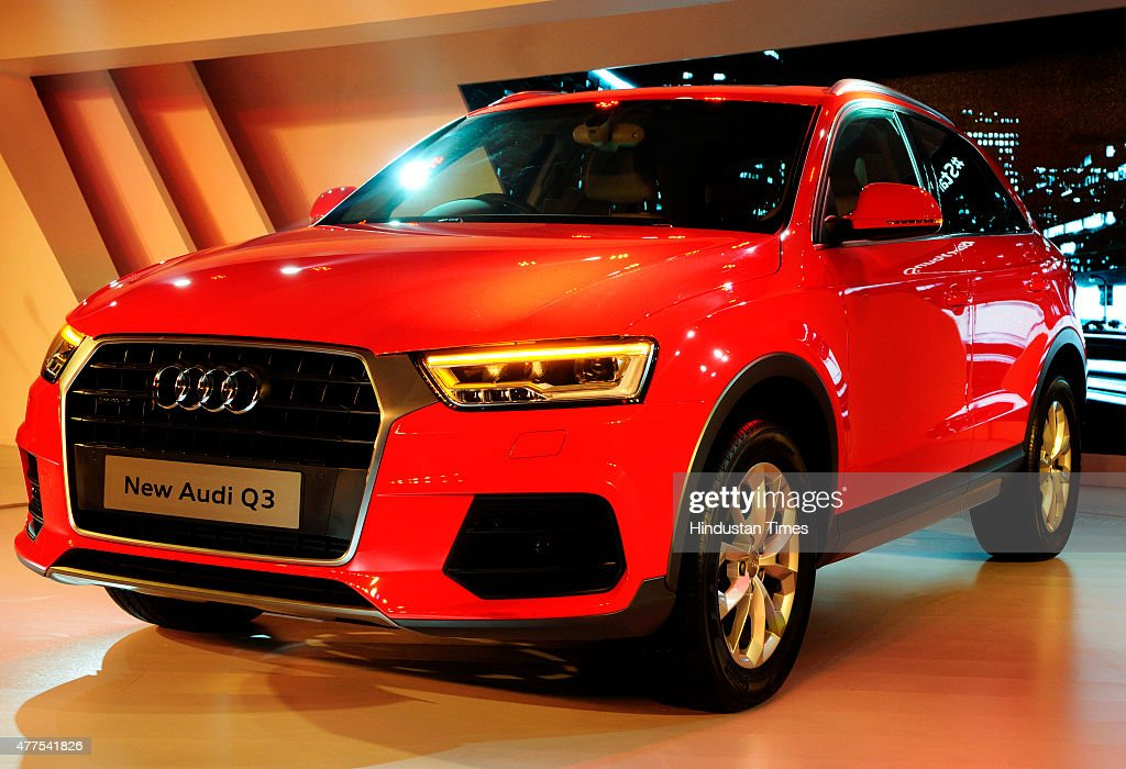 audi launches all new version of suv q3 getty images. Black Bedroom Furniture Sets. Home Design Ideas