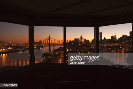 View of New York City : Stock Photo