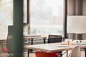 View of office design studio
