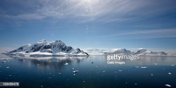 View of Paradise Bay, Antarctica