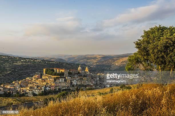 View of Ragusa Ibla