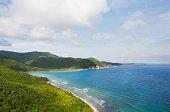 View of Reef Bay, St. John USVI