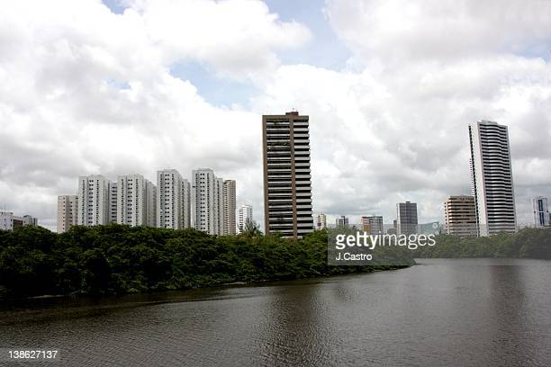 View of river in Recife