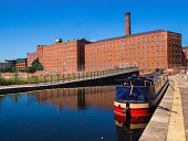 A view of Rochdale Canal