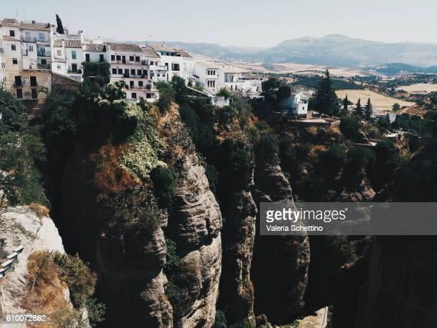 View of Ronda, Andaluz, Spain
