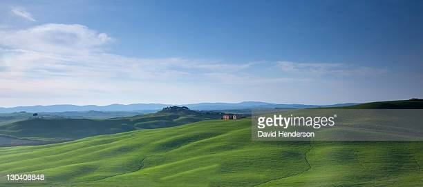 View of rural landscape
