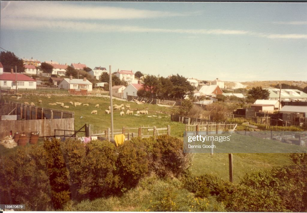 CONTENT] View of rural Stanley. November 1983