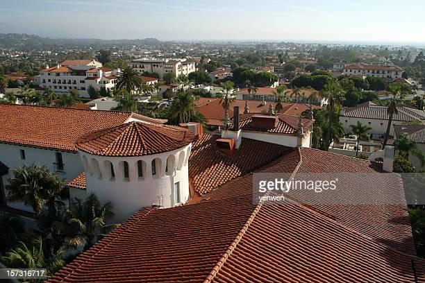 View of Santa Barbara Skyline