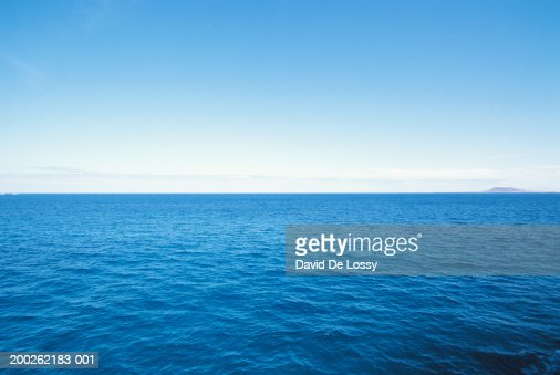 View of sea : Stock Photo