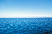View of sea