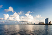 view of Siam Gulf by Pattaya