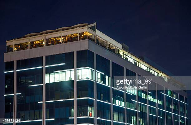 A view of Soho House membersonly club in West Hollywood on August 15 2014 in Los Angeles California
