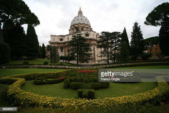 jardins du vatican photos et images de collection getty images. Black Bedroom Furniture Sets. Home Design Ideas