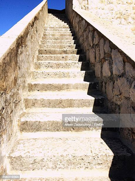Building Stone Steps : Building stone steps stock photos and pictures getty images