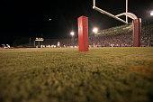 View of Stanford Stadium during the Stanford vs San Jose State game