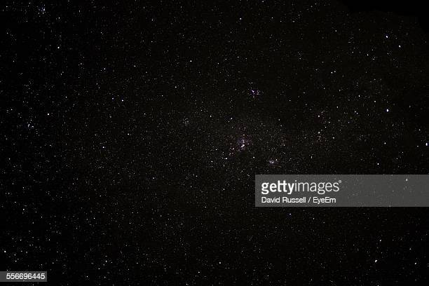 View Of Stars In Sky At Night