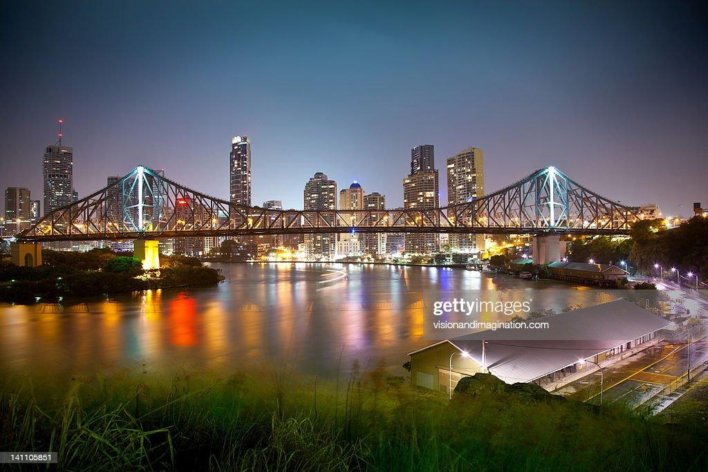 View of Story Bridge, Brisbane