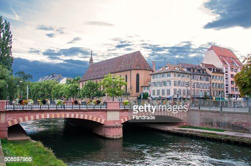 View of Strasbourg : Stock Photo