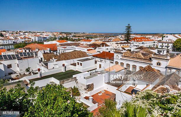 View of Tavira from Tavira Castle