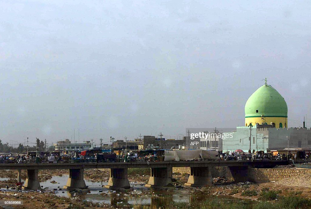 A view of the 150 year-old Sunni Muslim mosque located in the center of the northern oil-rich city of Kirkuk, 225 kms from Baghdad on November 02, 2009. US Vice President Joe Biden and President Massud Barzani of Iraqi Kurdistan have pressed the need for a key election law to be passed in Baghdad. Iraqi Lawmakers are deadlocked over the status of the northern oil-rich province of Kirkuk, an ethnically mixed region along the border with autonomous Iraqi Kurdistan. Kirkuk's majority Kurds have long demanded incorporation into the region, arousing fierce opposition from the province's Arabs and Turkmen.