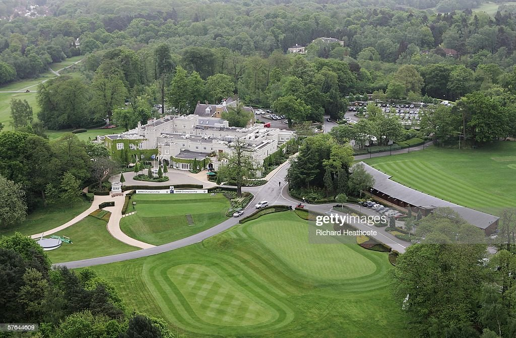 2018 bmw wentworth. simple bmw view of the 1st tee on west course at wentworth club home intended 2018 bmw wentworth