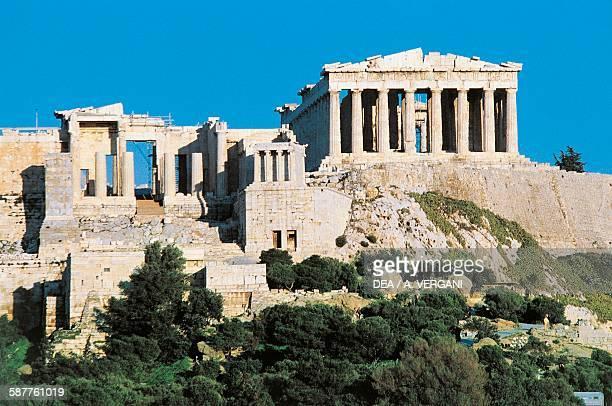 Il Propylaea Foto e immagini stock  Getty Images