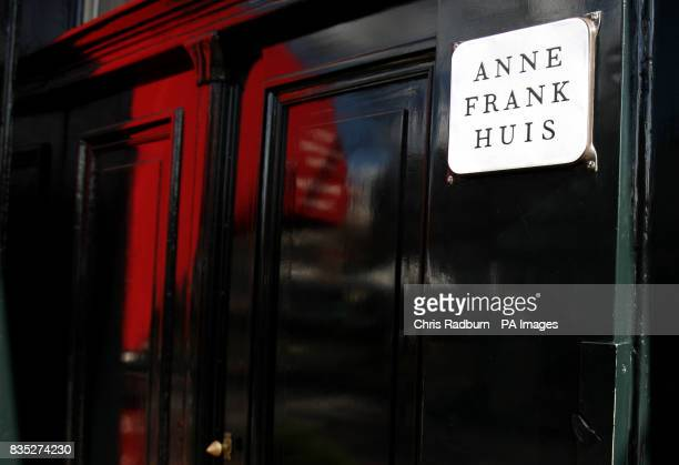 A view of the Anne Frank house in the centre of Amsterdam Holland PRESS ASSOCIATION Photo Picture date Saturday March 28 2009 Photo credit should...