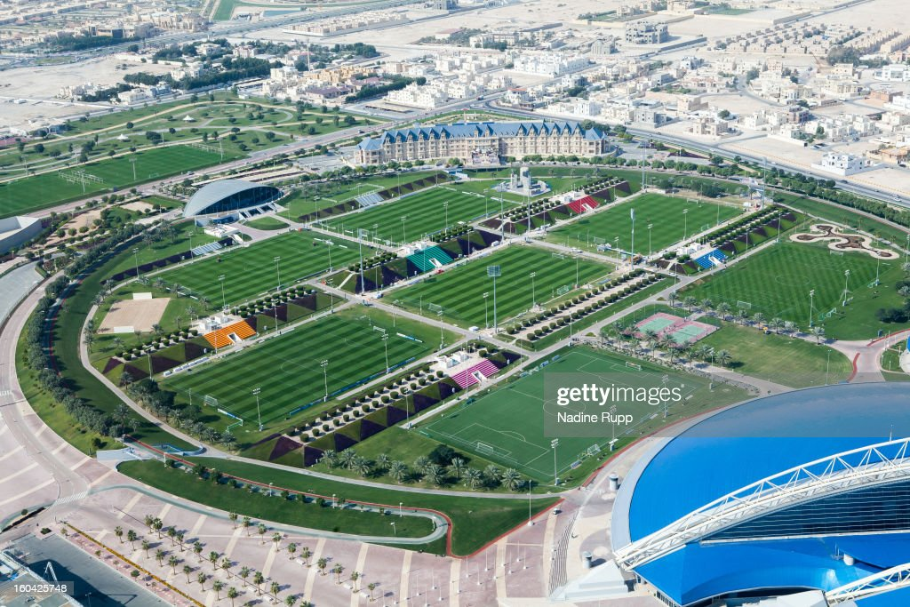 http://media.gettyimages.com/photos/view-of-the-aspire-indoor-hall-and-the-trainings-ground-is-taken-at-picture-id160425748