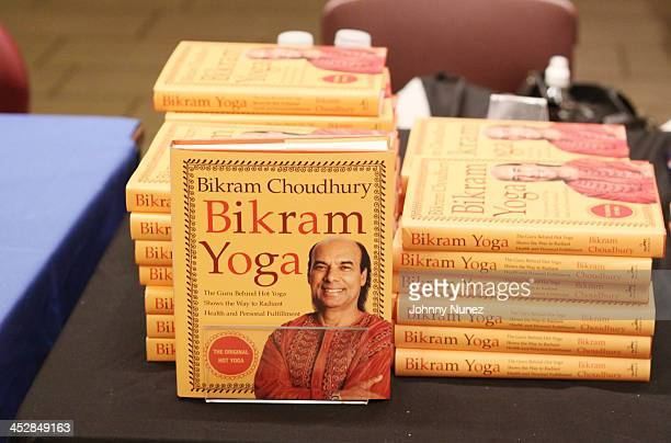A view of the atmosphere during Bikram Choudhury's speech at Riverside Church on May 22 2010 in New York City