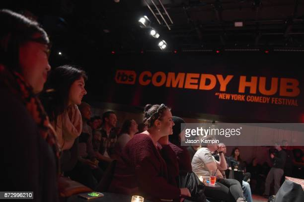 A view of the audience during TBS Comedy Festival 2017 Final Space Presents Storytime with Olan Rogers on November 11 2017 in New York City 27441_001