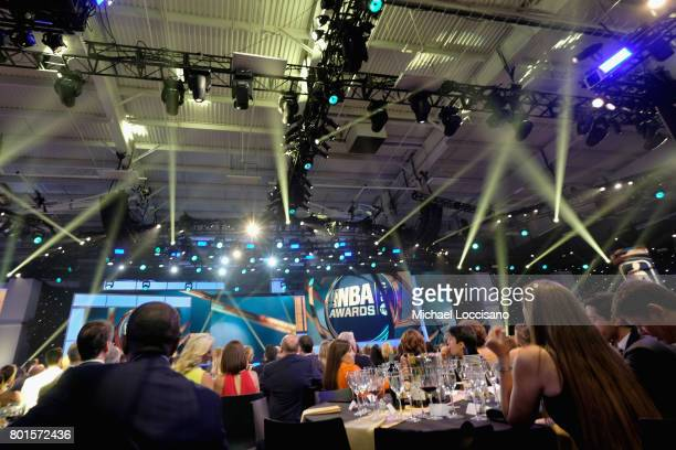 A view of the audience during the 2017 NBA Awards Live On TNT on June 26 2017 in New York City 27111_001