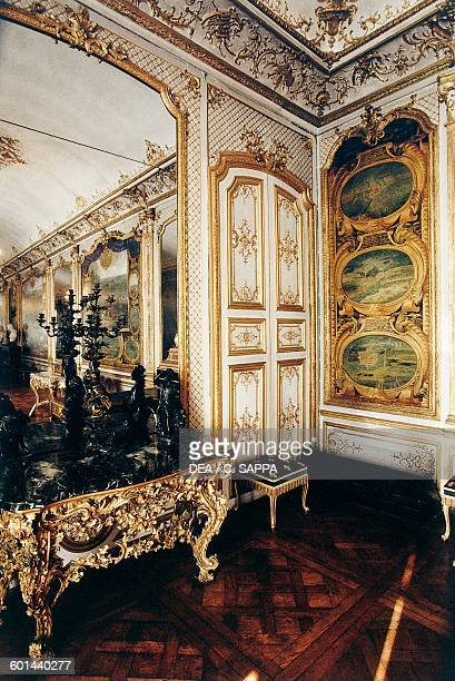 View of the ballroom Chateau de Chantilly Picardy France 16th19th century