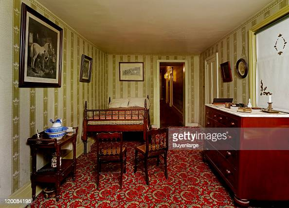 . Bedroom In Which Lincoln Died Pictures   Getty Images