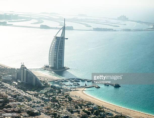 view of the Burj Al Arab