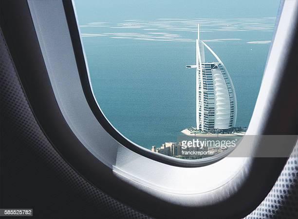 Vue sur le Burj Al-Arab