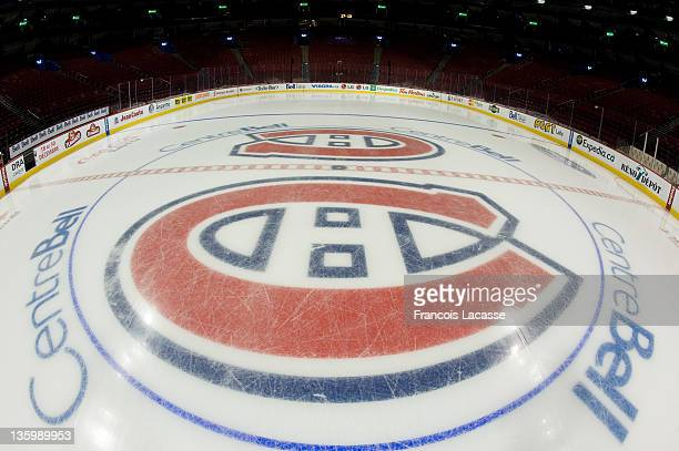 A view of the Centre Bell stadium on December 15 2011 at the Bell Centre in Montreal Quebec Canada