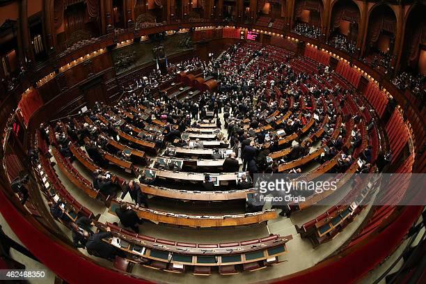parlamento italiano foto e immagini stock getty images